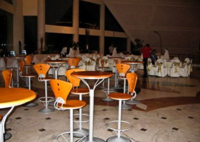 banana cafe canopy chairs-0338
